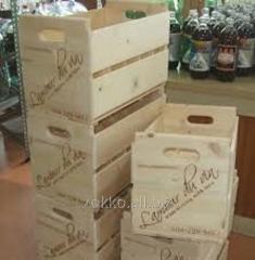 Ящик на 12 бутылок, арт. Y11/12C