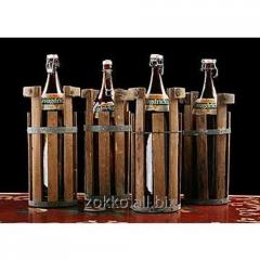 Упаковка из дерева на 1 бутылку, арт. Y13/1C