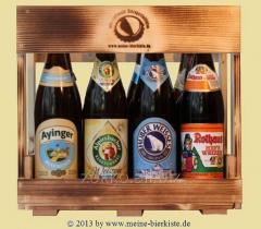 Упаковка подарочная на 4 бутылки, арт. Y14/4C