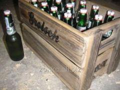 Опаковка дървена