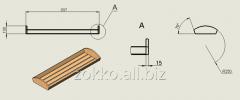 Basket small grain Karaway KMH-1 950kh400kh100mm
