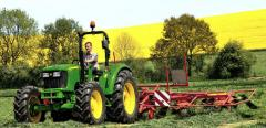 Тракторы Джон Дир серии 5Е