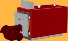 Котел бытовой газовый `Топаз` N=100-3500 кВт