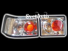 Задні ліхтарі на ВАЗ 2110/12 модель Лексус