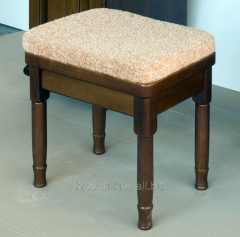 Banquettes and padded stools