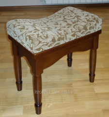 Banquette padded stools