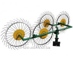 Grabli-voroshilki 4-wheeled 4 mm product code:
