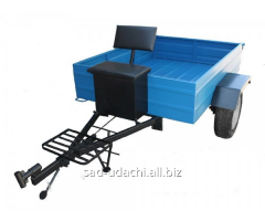 Dump-trailer of 1320*1800 mm product code: 10-4