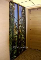 Шкаф для прихожей модель 12