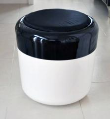 Padded stools. Furniture for beauty shops Kiev,