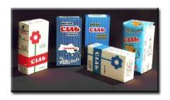 Соль каменная поваренная пищевая - бумажные пачки