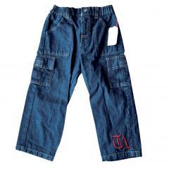 Темносиние джинсы Nannette(США)
