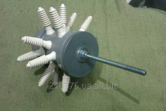 Мини-перощепалка для перепелов (насадка на дрель)