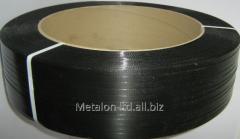 Лента ПЭТ 15 х 0,7 мм (1800м) Полиэстеровая