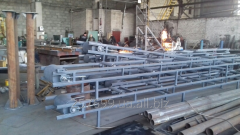 Tape conveyor grain, Dnipropetrovsk