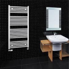 Koralux rondo classic 1220х600 heated towel rail