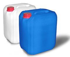 Brand B sodium hypochlorite