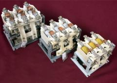 Contactors vacuum KT12P35, KM13-35,36, KM17P33,35,