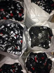 Отходы поликарбоната (черн)