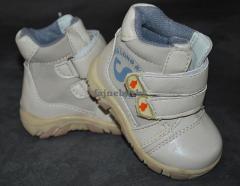 Beige children's shoes gizem Art model: