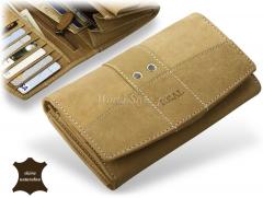 Beige female purse ioana Art model: 233592292