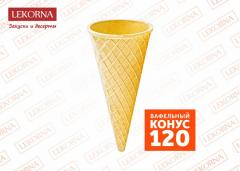Wafer Cone 120 (wafers, wafer products for