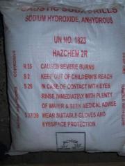 Натрий гидроксид NaOH, сода каустическая, каустик, едкая щёлочь, едкий натр