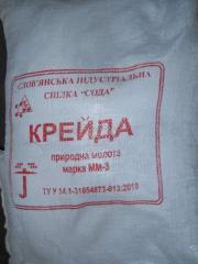Мел марка ММ-3