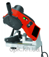 """The machine for sharpening of chains """"the"""