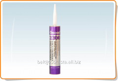 GEOCEL 2300 sealant, one-component three-polymeric on the basis of polyurethane