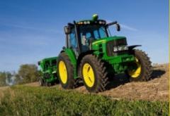 Тракторы John Deere серии 6030