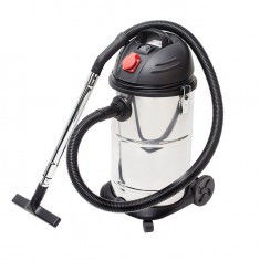 Vacuum cleaner of industrial 30 l., the case from
