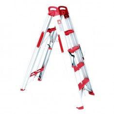 Step-ladder folding a transformer of 1360 mm of