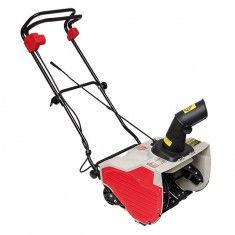 Snow blower elektr., 1,6 kW, raboch. shir. 500 mm,