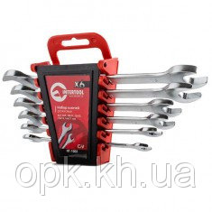Rozhkov' set of keys of 6 pieces, 6-17 mm of