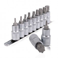 "The TORX set on a level 1/2"", T20-T70, 9"