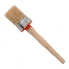 Brush of round 30 mm. INTERTOOL KT-1630
