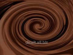 Paint mayolikovy glaze Brown 4511 TU