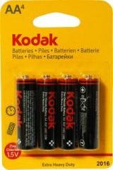 Kodak battery R-6, finger blister, 80št./Pack, 400št/box, 36 code