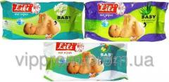 Baby wipes Lily, 60 PCs./Pack., 24 PCs/box, code