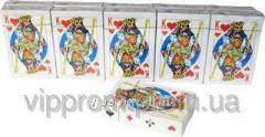 Playing cards King of 54 pieces, 10 up./bl., 100
