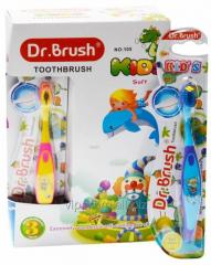 Dr. BRUSH toothbrush for children, 12pcs/UE, 360št./box, code 944