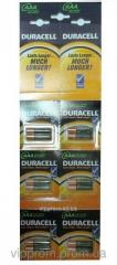 Duracell battery R-03, mini thumb, 12 PCs./pl., 120 PCs/box, code 1120