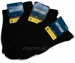 Streychevy men socks Impulse, 10 couples / unitary enterprise., 600 couples / m_sh., code 1702
