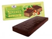 Торт вафельный Доминик с шоколадно-ореховым вкусом