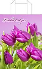 Laminate package purple tulips 24 x 30, ...