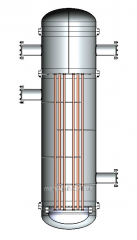 Heat exchangers kozhukhotrubny with a floating