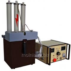Device high-voltage test AB-50/70