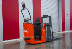 Электроштабелер Linde N20L