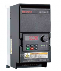 Converter frequency Bosch Rexroth of the VFC 3610
